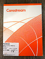 Рентген пленка «Carestream» 35см х 43см (Коdak) Синьочутлива 100 аркушів (листів), США