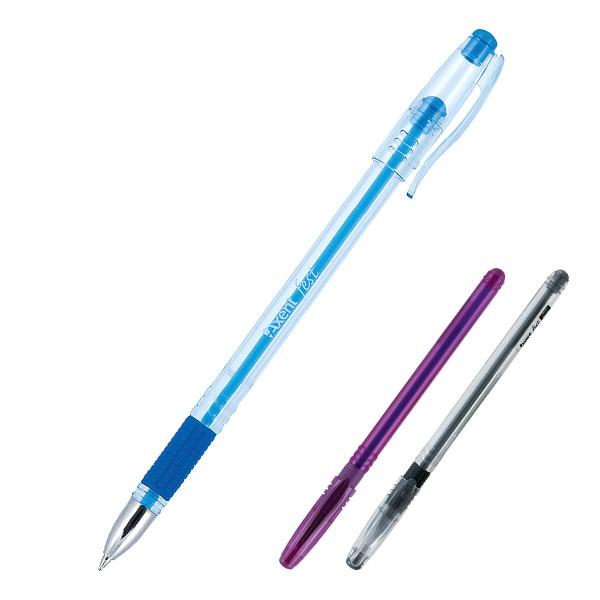 Ручка кулькова Axent Fest 1000АВ-3, синя