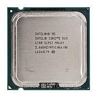 Процессор Intel Core2 Duo E6700 2.66GHz/4M/1066 s775, tray