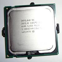 Процессор Intel Core2 Duo E6750 2.66GHz/4M/1333 s775, tray