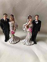 """Статуэтка на торт """"Жених и невеста"""" st 5"""