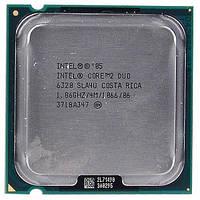 Процессор Intel Core2 Duo E6320 1.86GHz/4M/1066 s775, tray