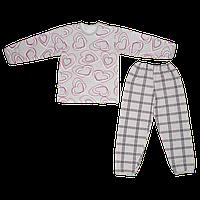 Пижама для девочки 7-8 лет 36 размер