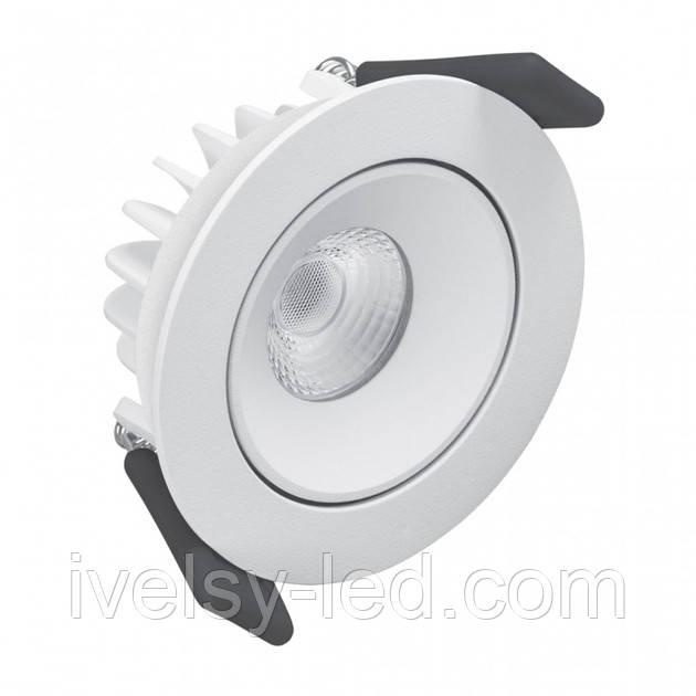 Светодиодный светильник Spot LED 6W/3000K
