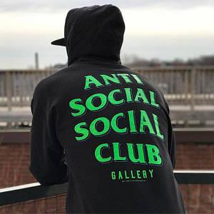 ASSC Худи RSVP Gallery x Anti Social Social Club Capsule \ Оригинал бирка