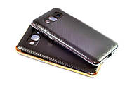 Силиконовый чехол Carbon 2in1 for Samsung J2 Prime черный