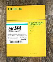 Рентген пленка «Fujifilm»  24см х 30см МАМОГРАФІЧНА, 100 аркушів (листів), Японія