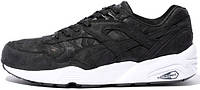 Мужские кроссовки Bape x Puma R698 Trinomic Black