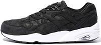 Женские кроссовки Bape x Puma R698 Trinomic Black