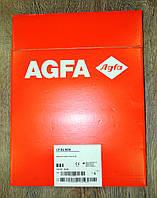 Рентген пленка «Agfa» 18см x 43см (Агфа) Синьочутлива 100 аркушів (листів), Бельгія