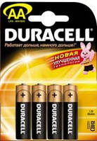 Батарейка Duracell AA(LR6) ОРИГИНАЛ,пальчиковая