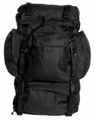 Рюкзак COMMANDO 55л Black