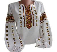 """Жіноча вишита блузка """"Ірлес"""" (Женская вышитая блузка """"Ирлес"""") BV-0004"""