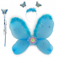 Набор Бабочки с пухом (3 цвета)