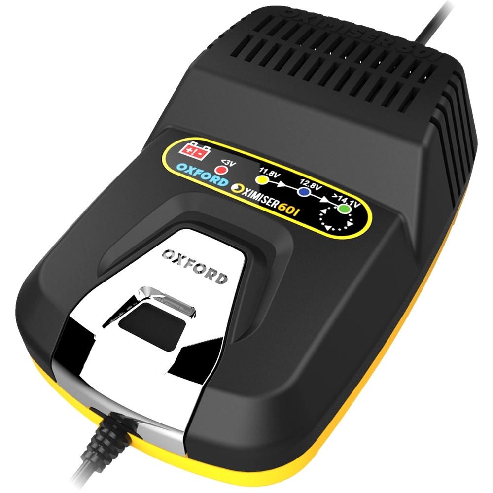 Зарядное устройство для аккумулятора мото Oxford EL601