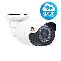Уличная Cloud IP камера Partizan IPO-1SP-SE POE v2.0, 1Мп