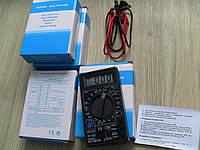 Мультиметр, тестер DT832 цифровой