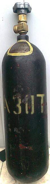 Азот газоподібний (10л)