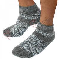 Мужские носки, укороченные 01