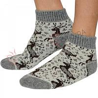 Мужские носки, укороченные 03