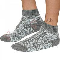 Мужские носки, укороченные 04