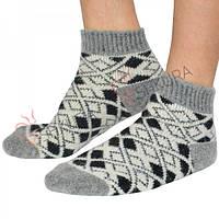 Мужские носки, укороченные 05