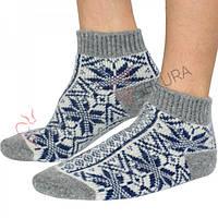 Мужские носки, укороченные 07