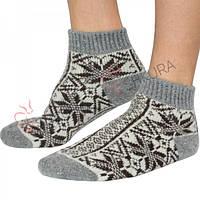 Мужские носки, укороченные 08