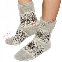 Носки из ангорской шерсти, женские 08
