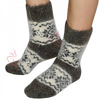 Носки из ангорской шерсти, женские 09