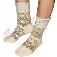 Носки из ангорской шерсти, женские 06