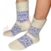 Носки из ангорской шерсти, женские 10