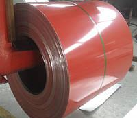 Рулон оцинкованный с полимерным покрытием от 0,28 мм до 1,5 мм Shandong Steel (Китай)