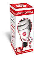 Энергосберегающие лампы Экономка Т3 13вт Е14, 4200 К