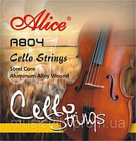 Alice A804 комплект струн для виолончели