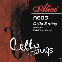 Alice A805 комплект струн для виолончели