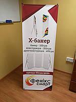 Оренда Ікс-банер