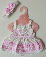 Одежда Платье для куклы пупса BABY BORN