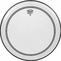 """Remo Powerstroke 3 P30312BP прозрачный пластик 12"""" с демпферным кольцом"""