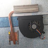 Система охлаждения ноутбукв Asus k60
