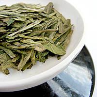 Чай зелёный Сиху Лунцзин (Колодец Дракона), 25 грамм, весна 2017 г