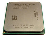 Процессор AMD Athlon 64 X2 5000+ (2600MHz), sAM2, tray