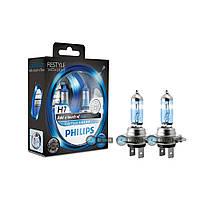 Галогенновая лампа H7 Philips Color Vision 12972cvpbs2