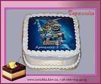 Торт Clash Royale