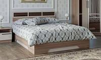 Кровать одинарная 1,4 спальня Эдем 2,ф-ка SV Мебель