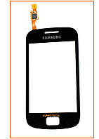 Сенсор (тачскрин) Samsung GT-S6500 Galaxy Mini 2 Black Original