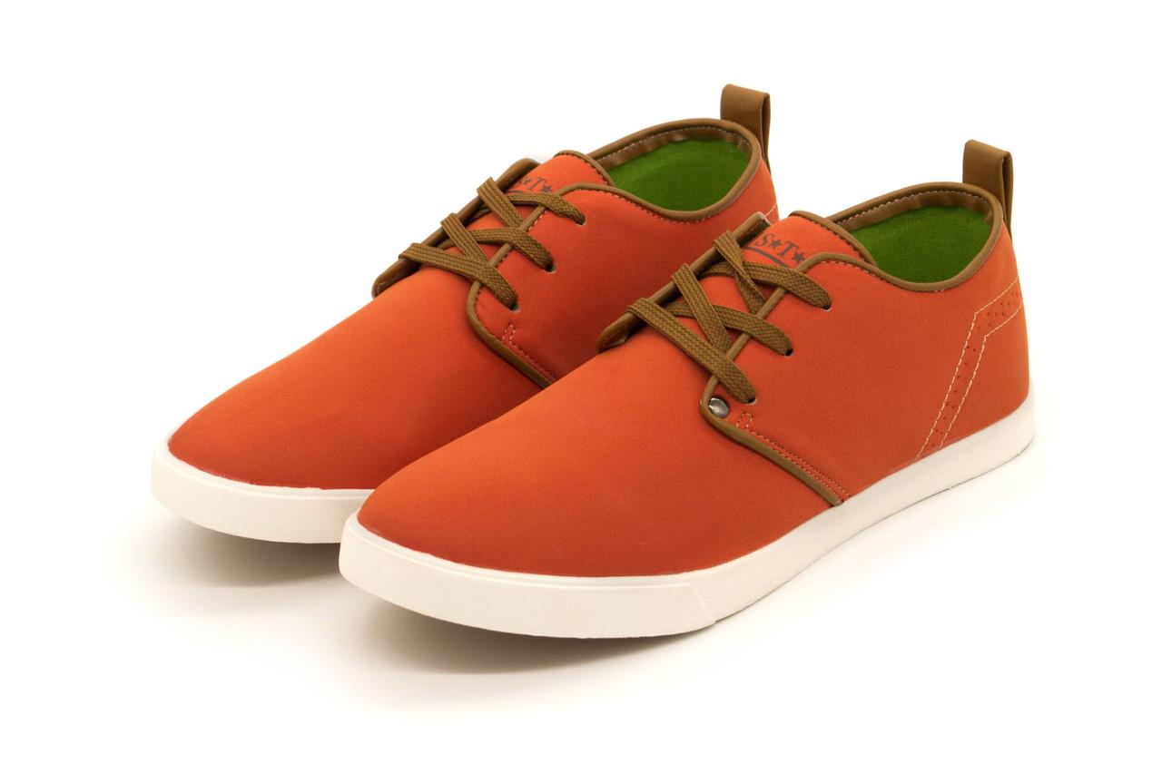 Кеди чоловічі Msstar fashion 44 Orange
