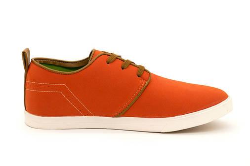 Кеди чоловічі Msstar fashion 44 Orange, фото 2