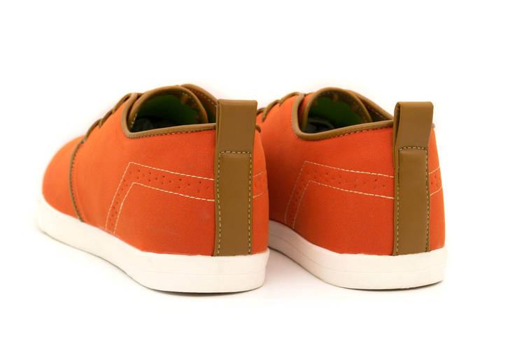 Кеды мужские Msstar fashion Orange 44, фото 2