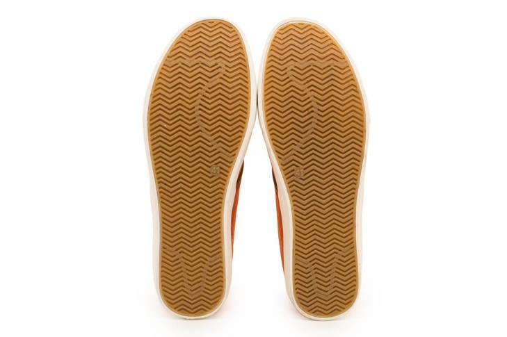 Кеди чоловічі Msstar fashion 44 Orange, фото 3